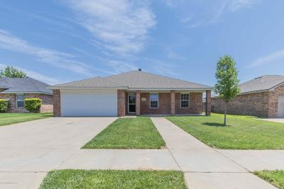 Amarillo Single Family Home For Sale: 3803 Pine St