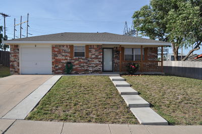 Canyon Single Family Home For Sale: 3 Hooper Dr