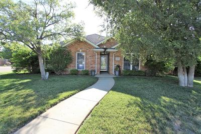 Randall County Single Family Home For Sale: 7701 Reward Pl