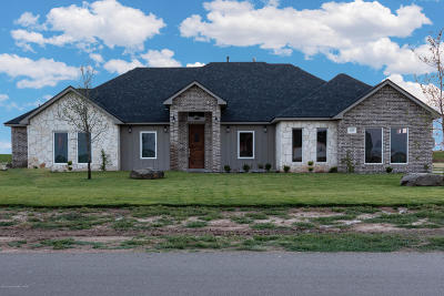 Amarillo Single Family Home For Sale: 13450 Maple Dr