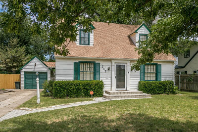 Potter County Single Family Home For Sale: 303 Sunset Ter