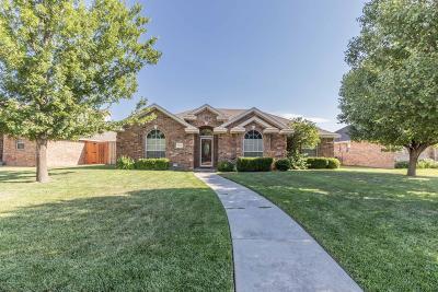 Amarillo Single Family Home For Sale: 5813 Spencer St