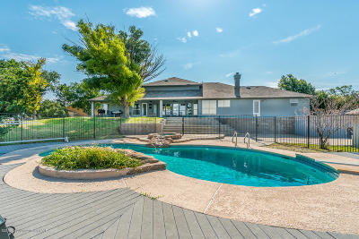 Amarillo Single Family Home For Sale: 102 Viewpoint