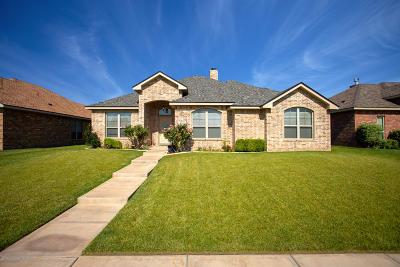 Amarillo Single Family Home For Sale: 6504 Nancy Ellen St