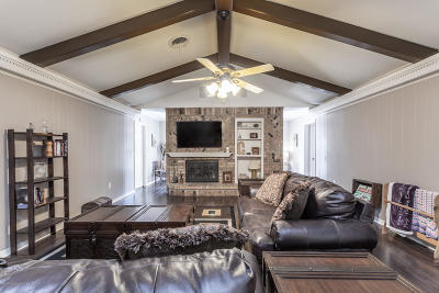 Amarillo Single Family Home For Sale: 5203 While-A-Way Rd