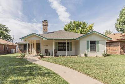Potter County Single Family Home For Sale: 4304 Arp Pl