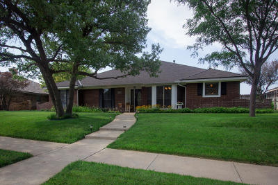 Randall County Single Family Home For Sale: 6011 Norwich Dr