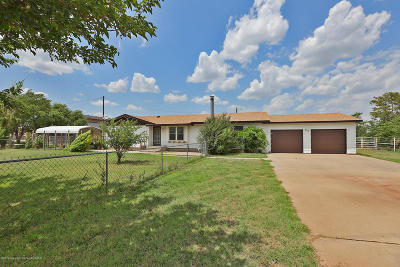 Amarillo Single Family Home For Sale: 1115 58th Ave