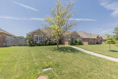 Amarillo Single Family Home For Sale: 2107 60th Ave