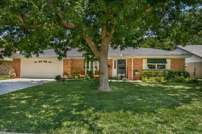 Amarillo Single Family Home For Sale: 3919 Eaton Dr