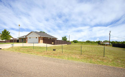 Potter County Single Family Home For Sale: 1109 Yucca Ave