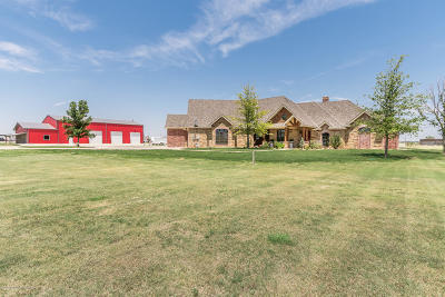 Amarillo Single Family Home For Sale: 7680 McCormick Rd