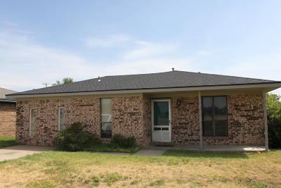 Carson County Single Family Home For Sale: 500 Groom