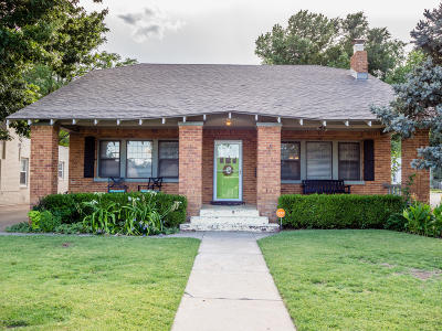 Potter County Single Family Home For Sale: 1200 Travis St