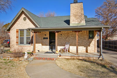Amarillo Single Family Home For Sale: 315 Sunset Ter