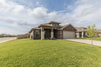 Randall Single Family Home For Sale: 9505 Cagle Dr