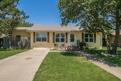 Potter County Single Family Home For Sale: 4120 Cimarron Ave