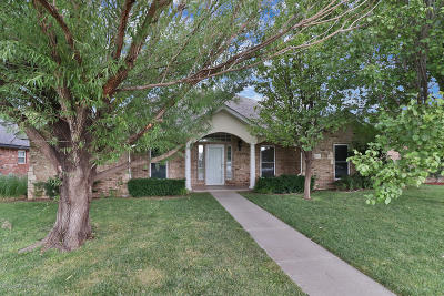 Randall County Single Family Home For Sale: 5711 Nicholas Dr