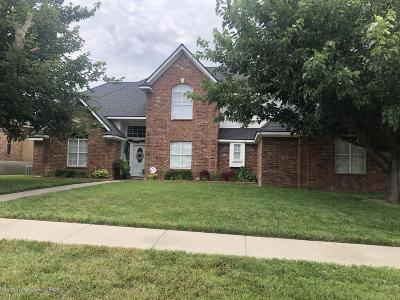 Borger Single Family Home For Sale: 304 Loma Linda Ln