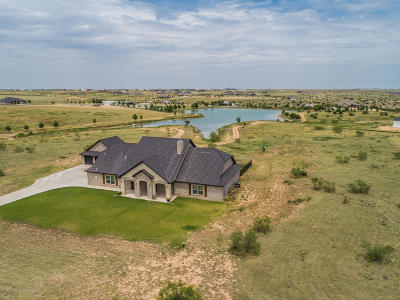 Amarillo Single Family Home For Sale: 14251 Canyon Pass Rd