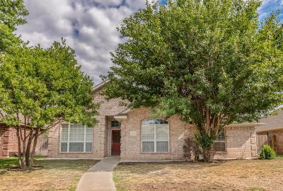Amarillo Single Family Home For Sale: 7002 Canterbury Pl