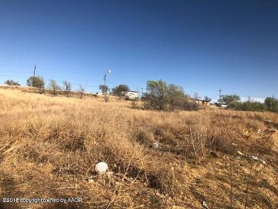 Amarillo Residential Lots & Land For Sale: 1601 Thompson St