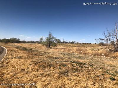 Amarillo Residential Lots & Land For Sale: Frederick Rd