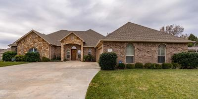 Amarillo Single Family Home For Sale: 5 Pebble Beach Ct