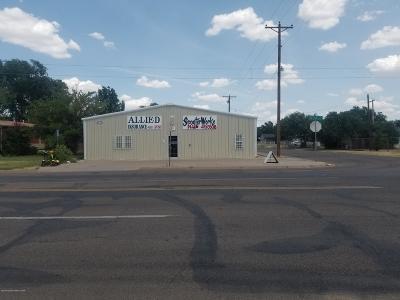 Amarillo Commercial For Sale: 2511 Arthur St