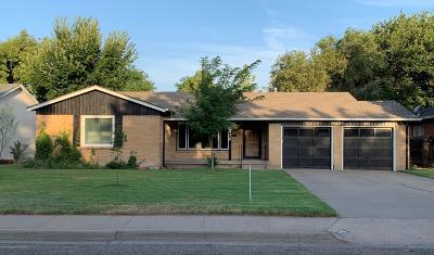 Potter County Single Family Home For Sale: 2216 Crockett St