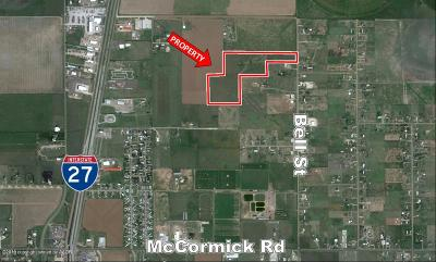 Amarillo Residential Lots & Land For Sale: 12000 Bell St