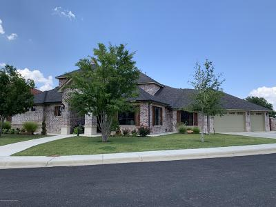 Amarillo Single Family Home For Sale: 10 Valhalla Ln