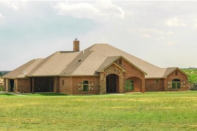 Amarillo Single Family Home For Sale: 14100 Wilderness Trl
