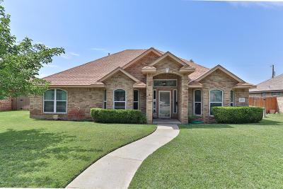 Amarillo Single Family Home For Sale: 2503 Ashley Ln