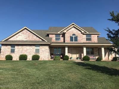 Canyon Single Family Home For Sale: 17701 Spring Lake Dr