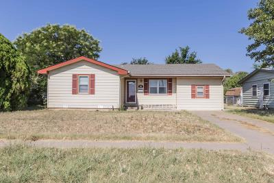 Canyon Single Family Home For Sale: 1006 8th St