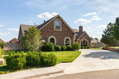 Amarillo Single Family Home For Sale: 3 Pebble Beach Ct