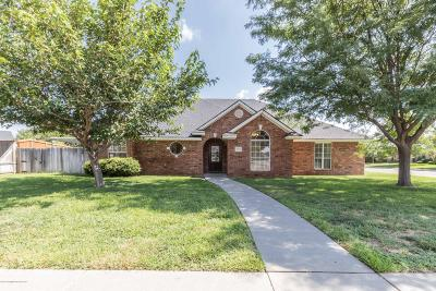 Randall County Single Family Home For Sale: 5814 Andover Dr