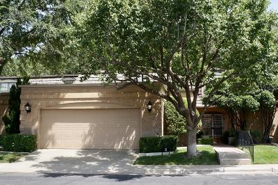 Amarillo Condo/Townhouse For Sale: 1615 Bryan St # 12