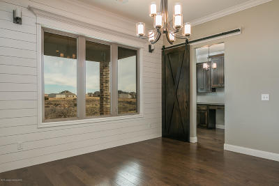 Canyon Single Family Home For Sale: 12530 Divot Dr