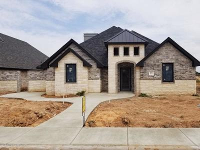 Amarillo Single Family Home For Sale: 6804 Baccus Dr