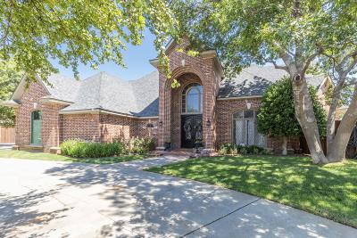Amarillo Single Family Home For Sale: 7802 Covington Pkwy