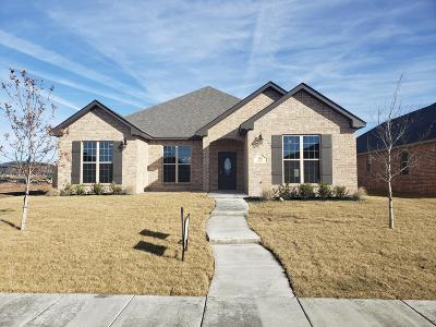 Amarillo Single Family Home For Sale: 6105 Bowery