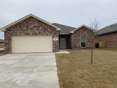 Amarillo Single Family Home For Sale: 5008 Hicks St