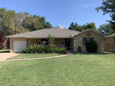 Potter County Single Family Home For Sale: 2203 Peach Tree St