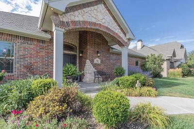 Amarillo Single Family Home For Sale: 7701 Continental Pkwy
