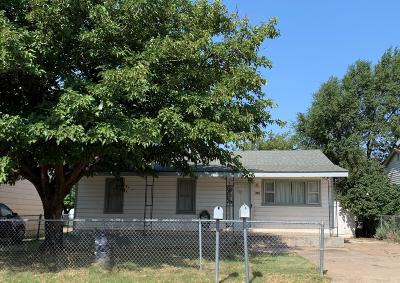Amarillo Multi Family Home For Sale: 508 Philadelphia