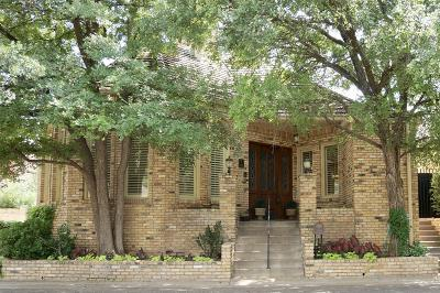 Amarillo Condo/Townhouse For Sale: 1 Gunn Ct