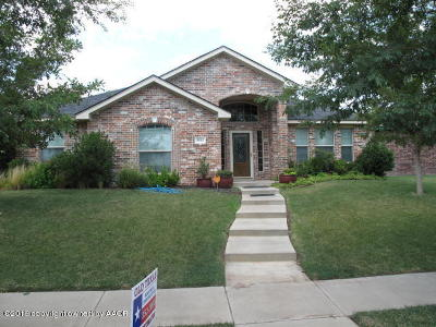 Amarillo Single Family Home For Sale: 9002 Perry Ave