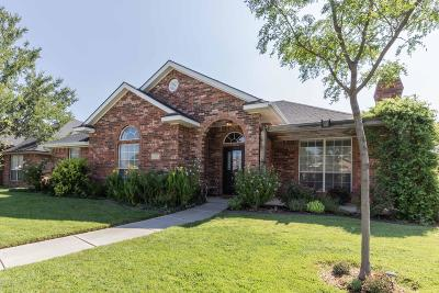 Amarillo Single Family Home For Sale: 5721 Mary Dell Dr